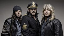 FREE Motorhead presale code for concert tickets.