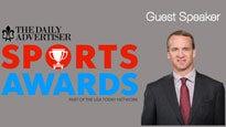 2017 Acadiana Sports Awards Banquet