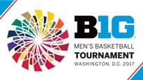 Men's Big Ten Basketball Tournament Tickets