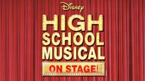 Disneys High School Musical presale password for show tickets