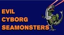 Evil Cyborg Sea Monsters