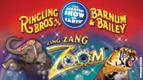 Ringling Bros. and Barnum & Bailey: Zing Zang Zoom Tickets