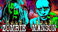 Rob Zombie & Marilyn Manson: Twins Of Evil presale password for early tickets in a city near you