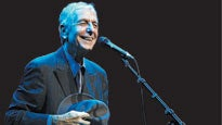 Ticketmaster Discount Code for Leonard Cohen in Columbus