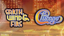 FREE Earth, Wind and Fire and Chicago presale code for concert tickets.