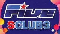 FIVE + S Club 3 + Big Brovaz + G.R.L.
