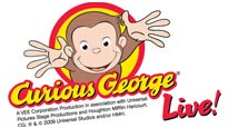 Curious George Live! presale code for concert tickets in Lafayette, LA