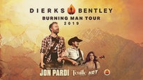 Dierks Bentley: Burning Man 2019 presale code for show tickets in a city near you (in a city near you)