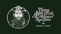 Chris Stapleton's All-American Road Show pre-sale code for early tickets in a city near you