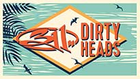 311 & Dirty Heads presale code for early tickets in a city near you