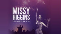 Missy Higgins with the TSO