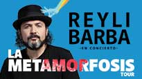 "Reyli Barba ""La Metamorfosis Tour"""