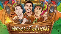 MATOMA & TWO FRIENDS - Camp Superdope! presale password for early tickets in a city near you