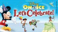 FREE Disney On Ice : Let's Celebrate! presale code for show tickets.