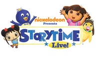 Nickelodeon Presents Storytime Live! presale code for show tickets in Atlanta, GA