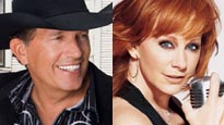 George Strait and Reba presale password for concert tickets