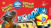 Ticketmaster Discount Code for Ringling Bros. and Barnum and Bailey: Barnum  Funundrum in Hershey