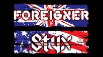 Styx, Foreigner, and Kansas: United In Rock pre-sale code for concert tickets in Minneapolis, MN