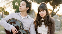 She and Him fanclub presale password for concert tickets in New York, NY