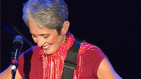 Joan Baez presale password for concert tickets