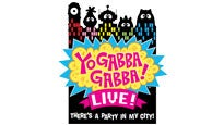 Yo Gabba Gabba password for show tickets.