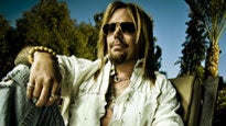 Z92 Rocks The Cove With Vince Neil
