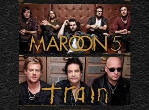 Maroon 5 and Train