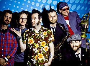 Reel Big Fish + Five Iron Frenzy + Beautiful Bodies + Beebs & Her Money Makers