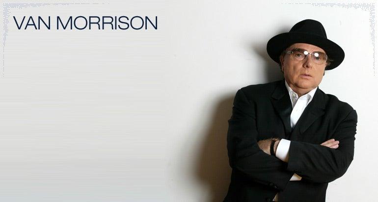Et Van Morrison chantait... Header