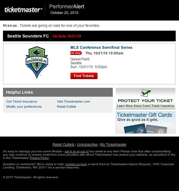 ticketmaster how to get tickets