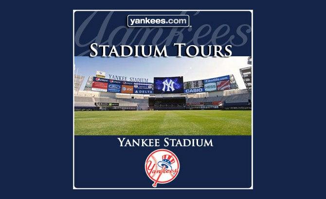 Tickets Yankee Stadium Pregame Tour Bronx Ny At