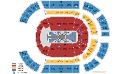 tickets Bridgestone Arena