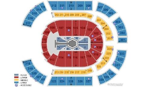 tickets Bridgestone Arena