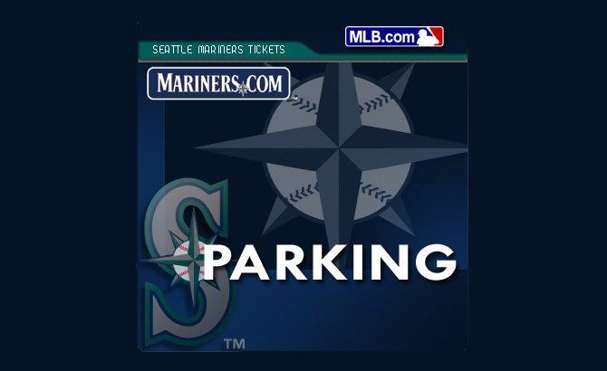 Tickets | Seattle Mariners Parking At Centurylink Field Garage ... on