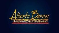 """Alberto Barros """"Tributo a la Salsa Colombiana"""""""