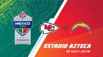 Kansas City Chiefs v. Los Angeles Chargers