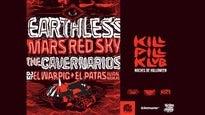 #NochesDeHalloween - Earthless & Mars Red Sky CDMX