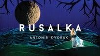 Rusalka. Ópera de Bellas Artes.