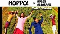 Hoppo! con Rubén Albarrán
