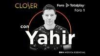 Closer con Yahir
