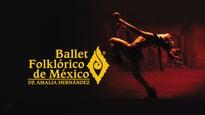 Ballet Folklórico de México. Amalia Hernández. Frente Cortina Cristal