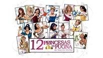 12 Princesas en Pugna con Carmen Sarahi como Elsa