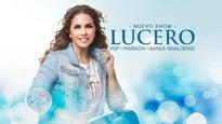 Lucero (Incluye boleto canje por CD)