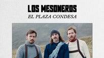 Los Mesoneros M&G + Entrada(Pista)