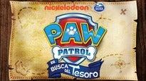 Paw Patrol en busca del tesoro