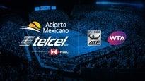 Abierto Mexicano de Tenis Plata. Abono 6