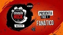 Cosquín Rock México 2019 VIP