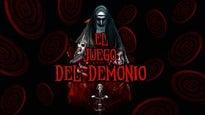 """Recorrido del terror """"Juego del Demonio"""""""