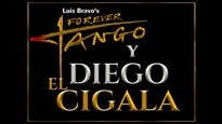 Forever Tango artista invitado Diego el Cigala
