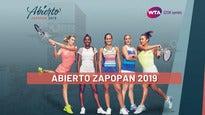 WTA Abierto Zapopan 2019